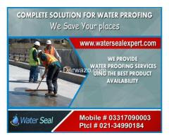 Waterproofing Services in Karachi Pakistan