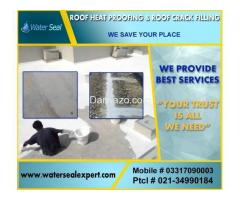 Roof Heat Proofing Services in Karachi Pakistan