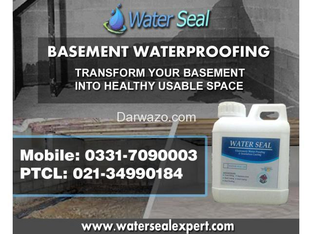 Basement Waterproofing Services in Karachi Pakistan - 1