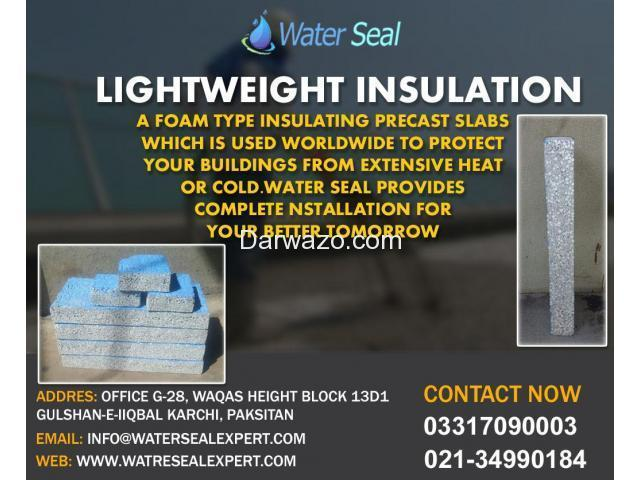 Light Weight Insulation Karachi Pakistan - 1
