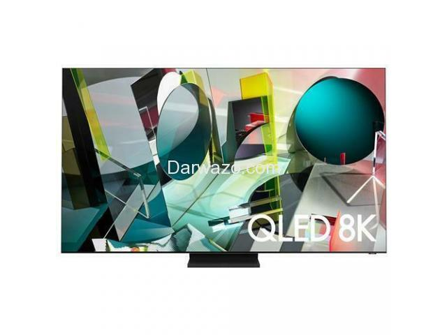 Samsung 75 Q900T (2020) QLED 8K UHD Smart TV - 1
