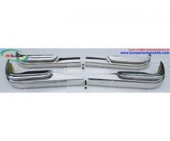 Mercedes W111 W112 Saloon bumpers (1959 - 1968)