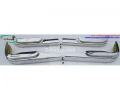 Mercedes W111 W112 Saloon bumpers (1959 - 1968) - Image 3