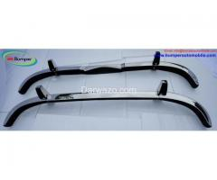 Mercedes Ponton 4 cylinder W120 W121 bumpers (1953-1959) - Image 3