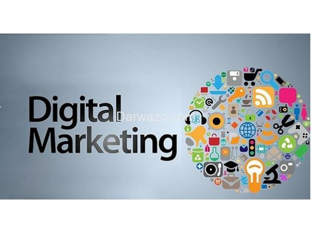 Best Digital Marketing Course in Lucknow| Digital Marketing TrainingClasses in Lucknow - 1