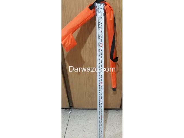 Aluminum Surveying Staff Pole Aluminum Leveling Staff Pole for Auto Level - 2