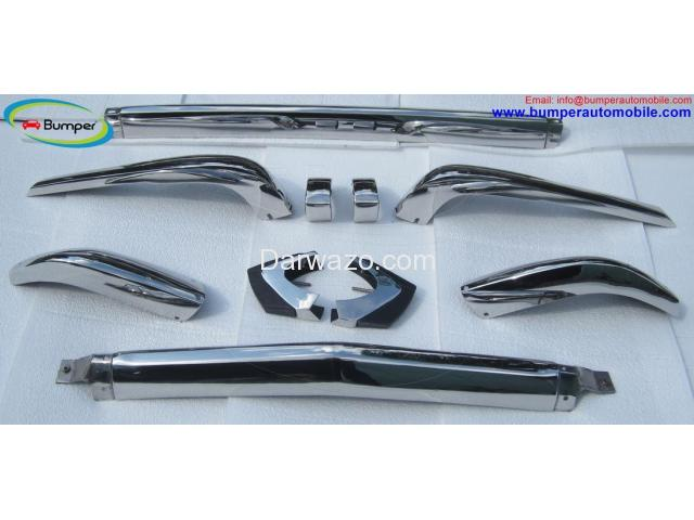 BMW 1502/1602/1802/2002 bumpers (1971-1976) - 1