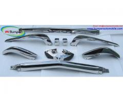 BMW 1502/1602/1802/2002 bumpers (1971-1976) - Image 5
