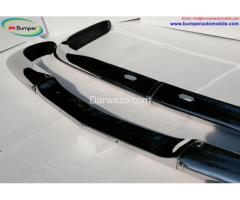 BMW 2000 CS bumpers (1965-1969). - Image 3