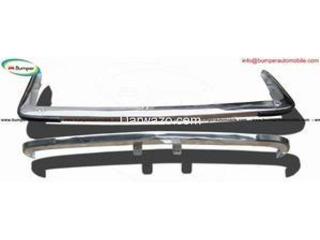 Datsun 240Z 260Z 280Z bumper (1969-1978) with rubber - 2