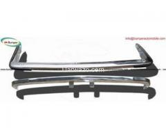 Datsun 240Z 260Z 280Z bumper (1969-1978) with rubber - Image 2