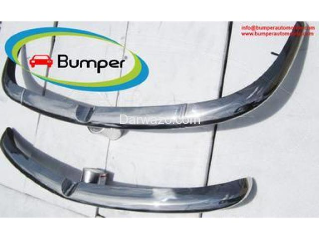 Alfa Romeo Giulietta Sprint 750 and 101 bumper - 4