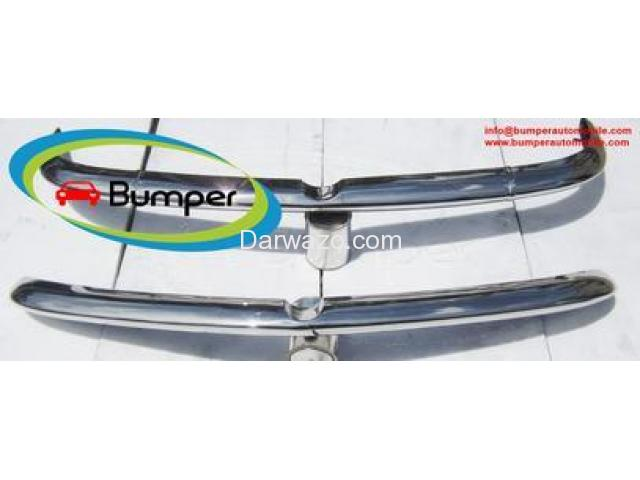 Alfa Romeo Giulietta Sprint 750 and 101 bumper - 6