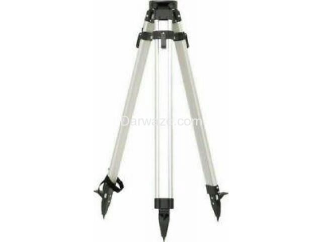 ALUMINUM SURVEYING TRIPOD STAND FOR AUTO LEVEL ALUMINUM TRIPOD STAND - 3