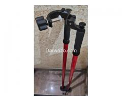 Survey Bipod Stand Bipod Stand for Prism Pole
