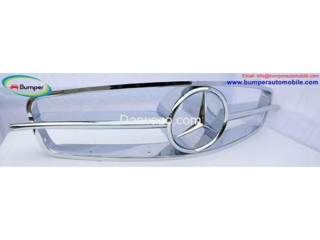 Classic Car For Mercedes 190 SL Roadster front grille (1955-1963) - 1