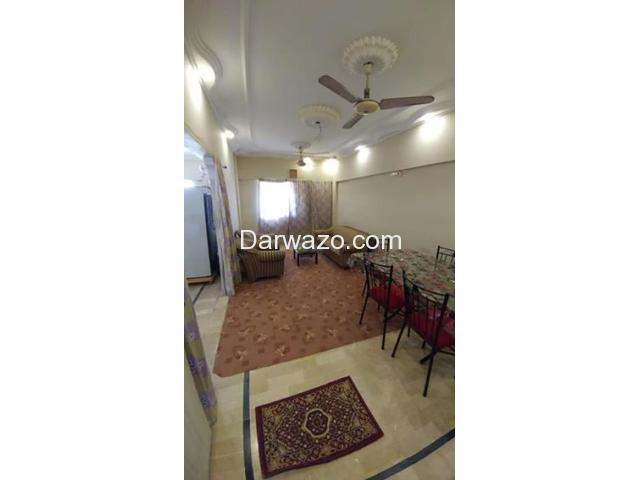 Flat for sale in gulistan-e-Jauhar - Rahat Arcade - 2BD - 5/8