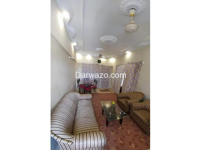Flat for sale in gulistan-e-Jauhar - Rahat Arcade - 2BD - 6/8