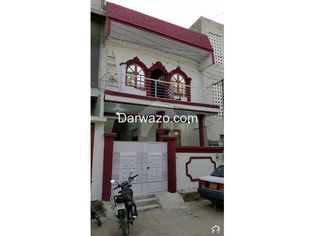 Best Offer - 60 Yards House For Sale in Gulistan-e-Johar block 14 - 2