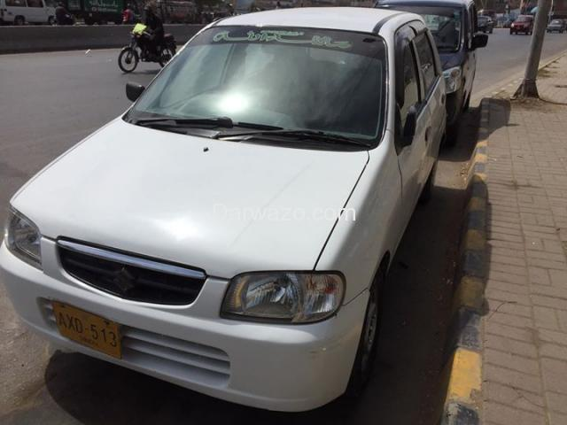 Suzuki Alto for Sale - 2012 Model - Karachi - 1