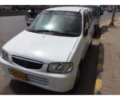 Suzuki Alto for Sale - 2012 Model - Karachi - Image 1