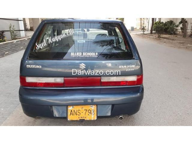 Suzuki Cultus 2007 VXRi Excellent Condition for Sale - 3
