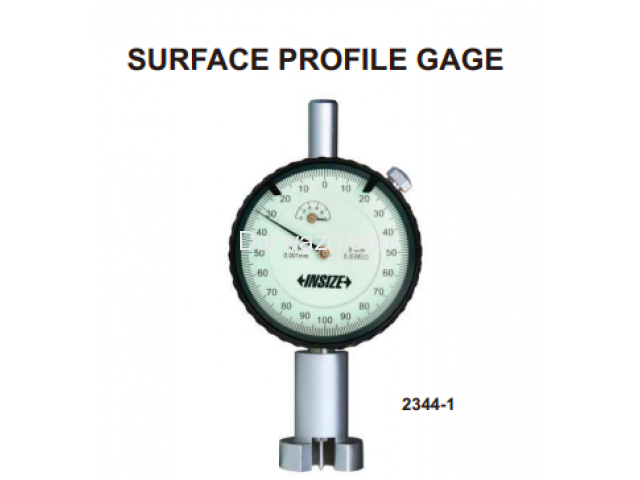 Surface Profile Gauge Surface Roughness Tester - 1