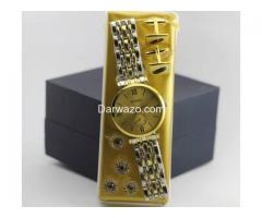 High Quality Watch with Cufflinks and Fancy Buttons for Sale - Image 6