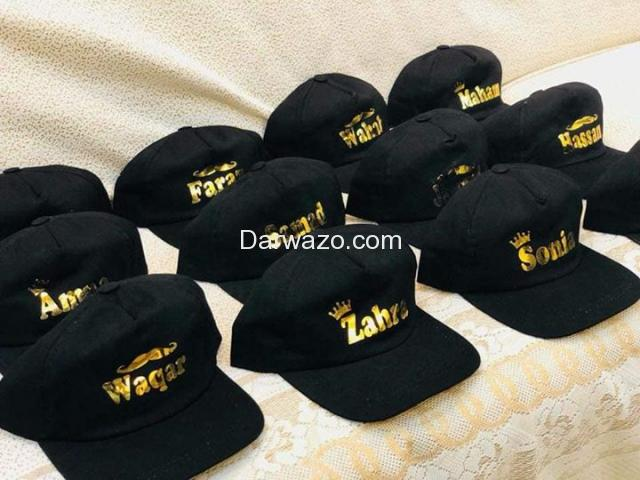Best Quality Customize Name Cap for Sale - Order Now - 2