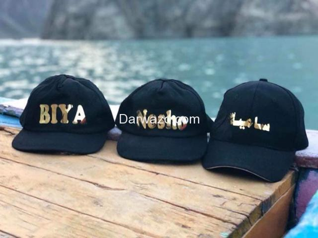 Best Quality Customize Name Cap for Sale - Order Now - 4