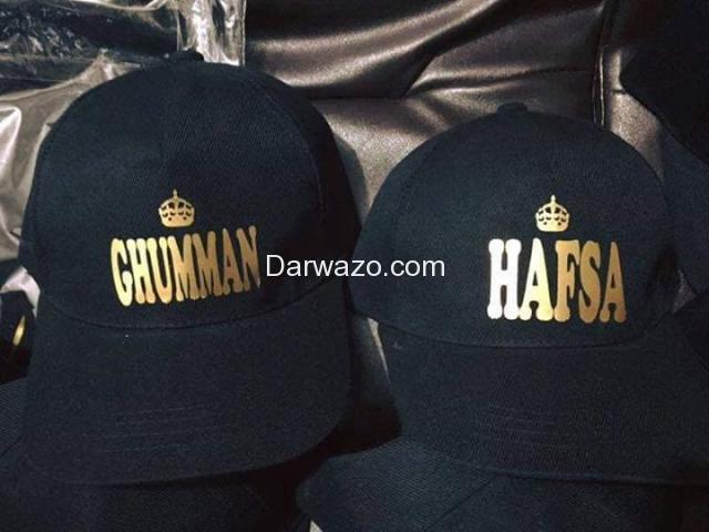 Best Quality Customize Name Cap for Sale - Order Now - 6