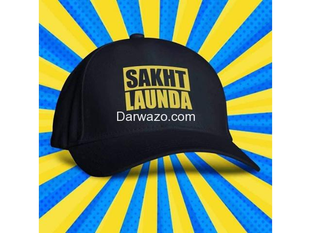 Best Quality Customize Name Cap for Sale - Order Now - 7
