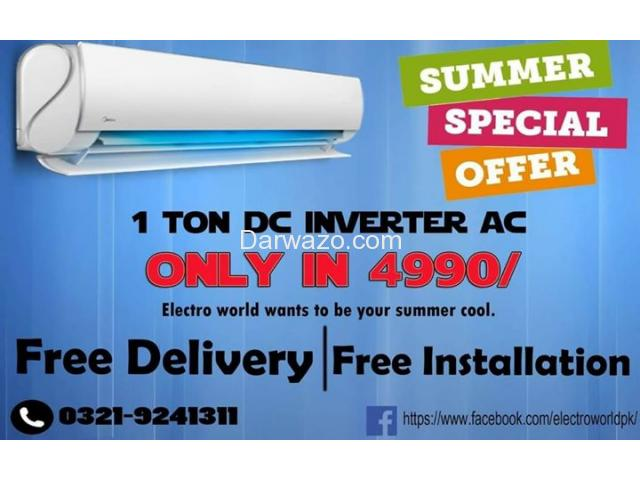 Split AC On Easy Installments - 1