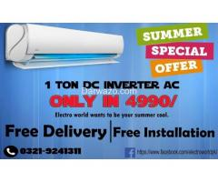 Split AC On Easy Installments
