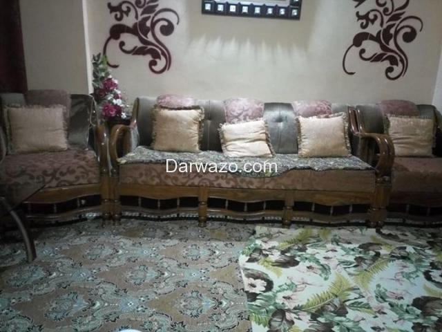 Sofa Set for Sale - Excellent Condition - Karachi - 1