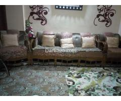 Sofa Set for Sale - Excellent Condition - Karachi - Image 1