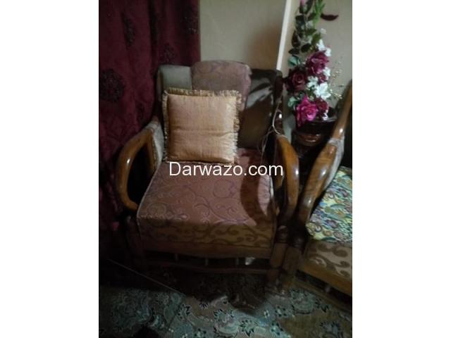 Sofa Set for Sale - Excellent Condition - Karachi - 2