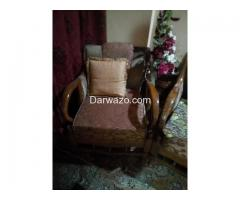 Sofa Set for Sale - Excellent Condition - Karachi - Image 2