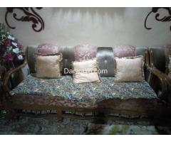 Sofa Set for Sale - Excellent Condition - Karachi