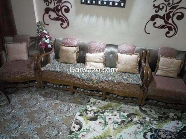 Sofa Set for Sale - Excellent Condition - Karachi - 4