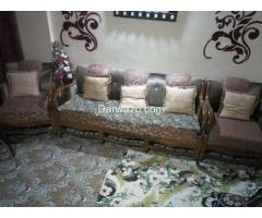 Sofa Set for Sale - Excellent Condition - Karachi - Image 4
