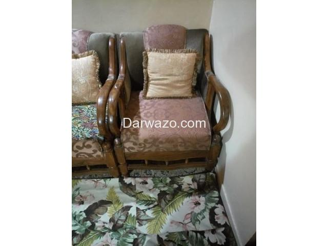 Sofa Set for Sale - Excellent Condition - Karachi - 5