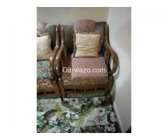 Sofa Set for Sale - Excellent Condition - Karachi - Image 5