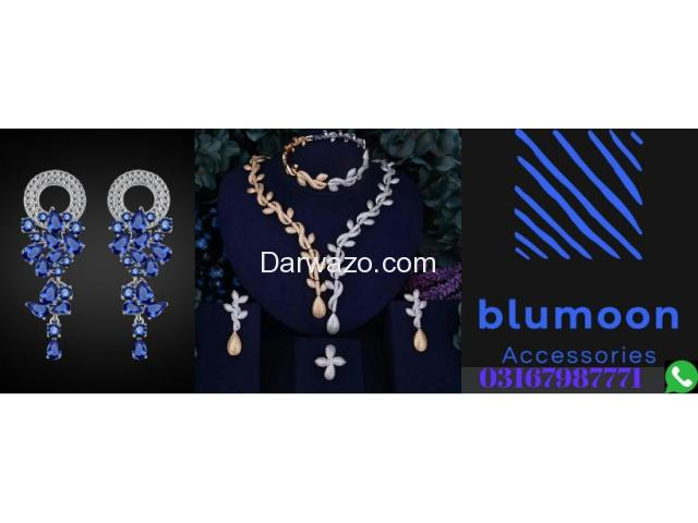 Blumoon.pk | Buy Online Jewelry in Pakistan | Artificial Jewelry - 2