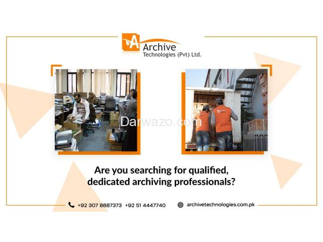 Archive Technologies - Records Management Company - 3