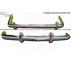 Brand new Bentley T1 Year  (1965-1977) bumper by stainless steel