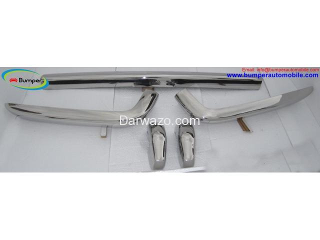 Brand new Bentley T1 Year  (1965-1977) bumper by stainless steel - 5