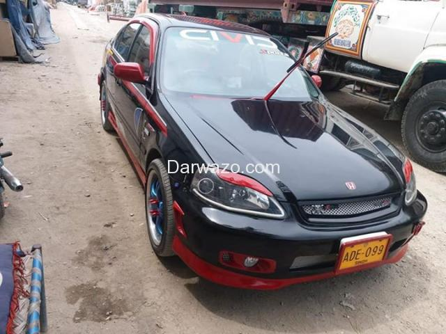 Honda Civic VTI for Sale - Karachi - 3
