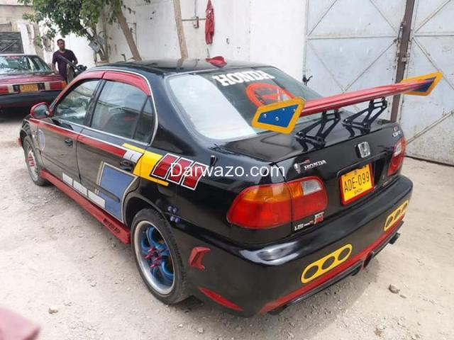 Honda Civic VTI for Sale - Karachi - 5