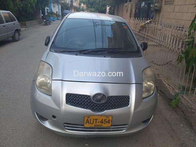 Toyota Vitz 1.0 for Sale - Karachi - 1/7